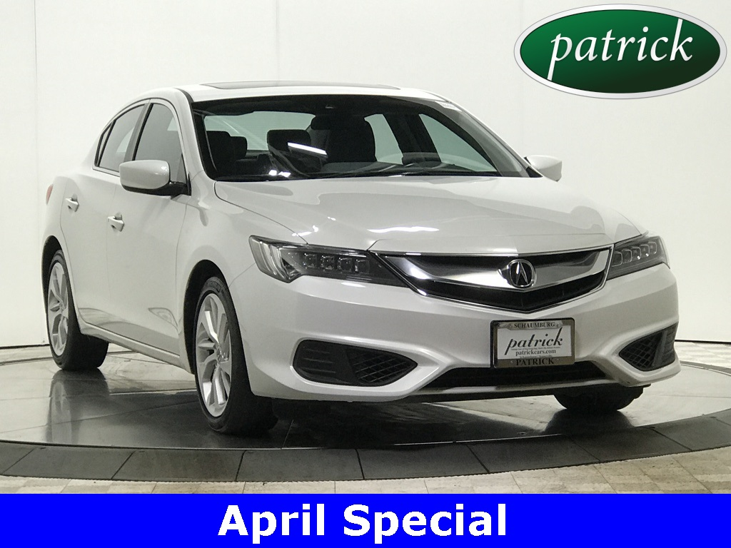 Pre-Owned 2016 Acura ILX 2.4L FWD 4D Sedan
